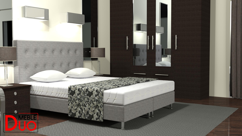 łóżka Hotelowe łóżko Hotelowe Kontynentalne Relaxody Z2
