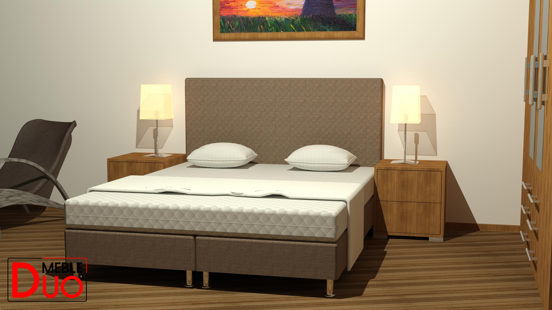 łóżka łóżko Hotelowe Kontynentalne Relaxody Z3